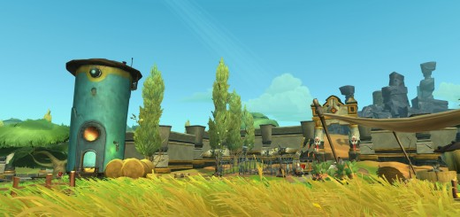 WildStar Adventure : Hycrest Insurrection