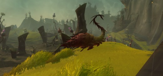 WildStar World Boss Doomthorn The Ancient Galeras