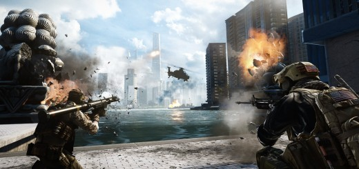 Battlefield 4 Brief Deploiement