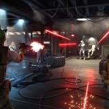 Star Wars Battlefront Combat Endor Interieur