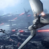 Star Wars Battlefront Navette Imperiale