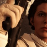 Star Wars Battlefront Leia Organa